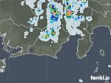 2021年07月23日の静岡県の雨雲レーダー