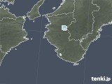 2021年07月23日の和歌山県の雨雲レーダー