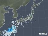2021年07月24日の雨雲レーダー