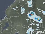 2021年07月24日の岐阜県の雨雲レーダー