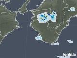 2021年07月24日の和歌山県の雨雲レーダー