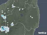 2021年07月25日の福島県の雨雲レーダー