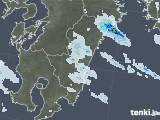2021年07月25日の宮崎県の雨雲レーダー