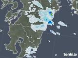 2021年07月26日の宮崎県の雨雲レーダー