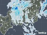 2021年07月27日の関東・甲信地方の雨雲レーダー