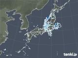 雨雲レーダー(2021年07月27日)