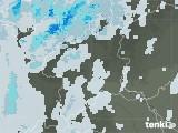 2021年07月27日の群馬県の雨雲レーダー