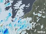 2021年07月27日の新潟県の雨雲レーダー
