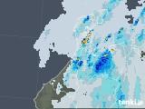 2021年07月27日の石川県の雨雲レーダー