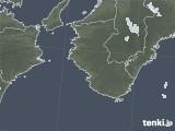 2021年07月27日の和歌山県の雨雲レーダー