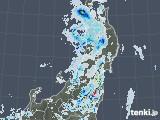 雨雲レーダー(2021年07月28日)