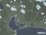 2021年07月28日の愛知県の雨雲レーダー