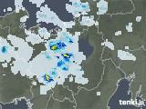 2021年07月28日の滋賀県の雨雲レーダー