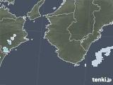 2021年07月28日の和歌山県の雨雲レーダー