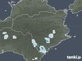 2021年07月28日の徳島県の雨雲レーダー