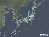 雨雲レーダー(2021年07月29日)