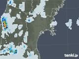 2021年07月29日の宮城県の雨雲レーダー
