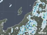 2021年07月30日の新潟県の雨雲レーダー