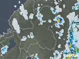 2021年07月30日の岐阜県の雨雲レーダー