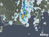 2021年07月30日の静岡県の雨雲レーダー