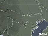 2021年07月31日の東京都の雨雲レーダー