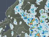 2021年07月31日の岐阜県の雨雲レーダー
