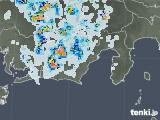 2021年07月31日の静岡県の雨雲レーダー