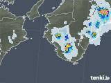 2021年07月31日の和歌山県の雨雲レーダー