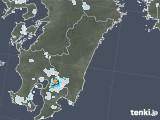 2021年07月31日の宮崎県の雨雲レーダー