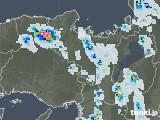 雨雲レーダー(2021年08月01日)