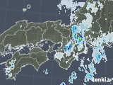 雨雲レーダー(2021年08月03日)