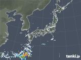 雨雲レーダー(2021年08月05日)