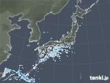 2021年08月06日の雨雲レーダー