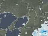 2021年08月07日の大阪府の雨雲レーダー