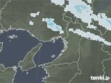2021年08月10日の大阪府の雨雲レーダー