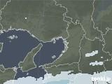 2021年08月15日の大阪府の雨雲レーダー