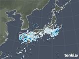 2021年08月16日の雨雲レーダー