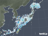2021年08月18日の雨雲レーダー