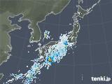 2021年08月19日の雨雲レーダー