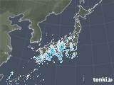 2021年08月20日の雨雲レーダー