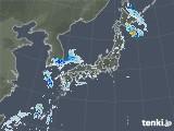 2021年08月23日の雨雲レーダー