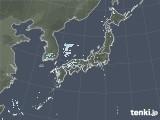 2021年08月27日の雨雲レーダー