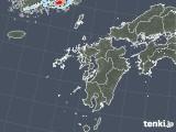 2021年08月29日の九州地方の雨雲レーダー