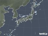 2021年08月30日の雨雲レーダー