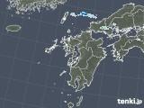2021年08月31日の九州地方の雨雲レーダー