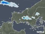 2021年08月31日の山口県の雨雲レーダー