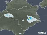 2021年08月31日の徳島県の雨雲レーダー