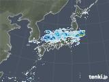 2021年09月01日の雨雲レーダー