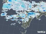 2021年09月02日の九州地方の雨雲レーダー