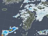 2021年09月03日の九州地方の雨雲レーダー